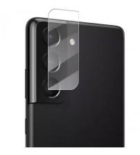 Folie sticla securizata CAMERA Samsung Galaxy S21, Clear