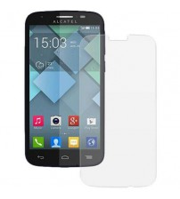 Folie sticla securizata tempered glass Alcatel Pop C5