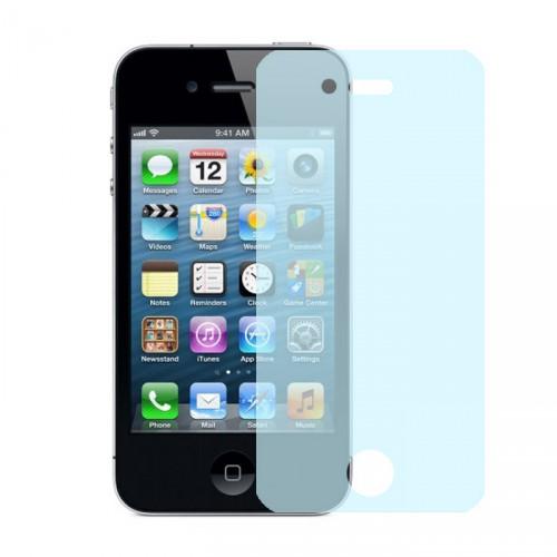 Folie sticla iPhone 4 / 4S antibluelight, Folii iPhone