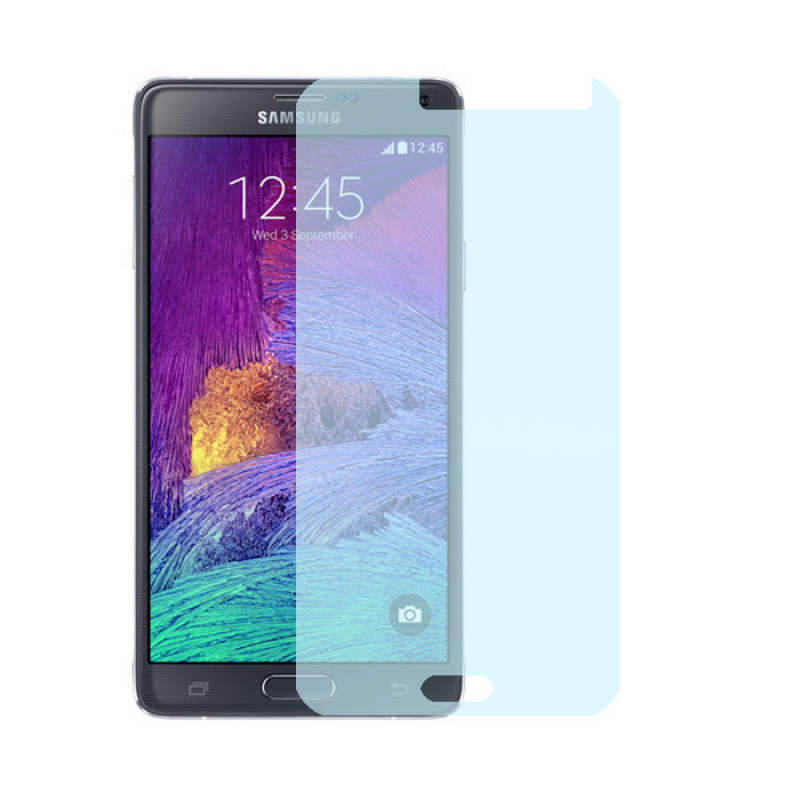 Folie sticla Samsung Galaxy Note 4 antibluelight, Folii Samsung