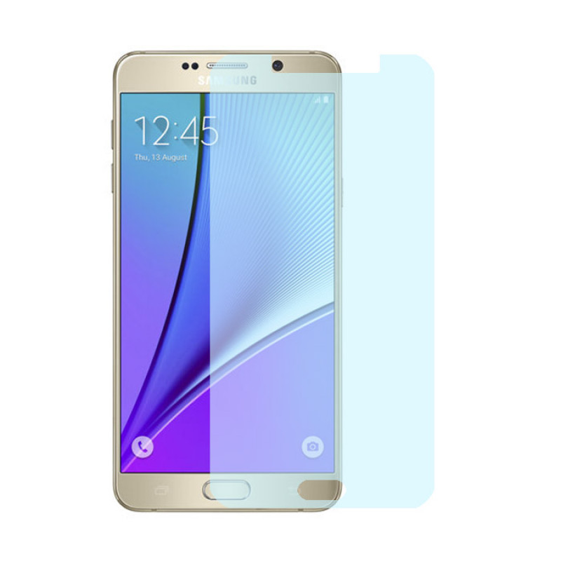 Folie sticla Samsung Note 5 antibluelight, Folii Samsung