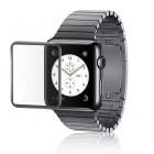 Folie sticla securizata tempered glass Apple Watch 42mm - Black