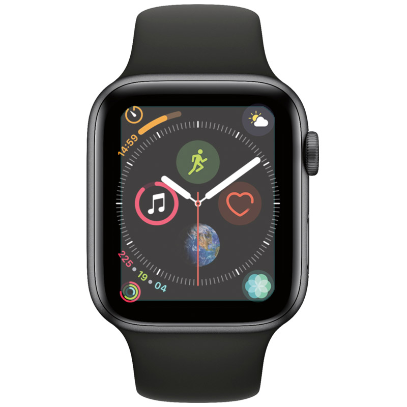 Folie sticla Apple Watch 4 40mm, Folii Apple - TemperedGlass.ro