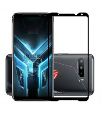 Folie sticla securizata tempered glass Asus ROG Phone 3, Full Black