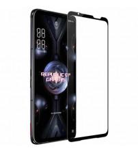Folie sticla securizata tempered glass Asus ROG Phone 5, Black