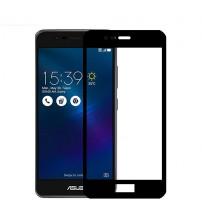 Folie sticla securizata tempered glass Asus Zenfone 3 Max ZC520TL Black
