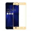 Folie sticla securizata tempered glass Asus Zenfone 3 ZE552KL Gold