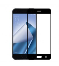Folie sticla securizata tempered glass Asus Zenfone 4 ZE554KL Black