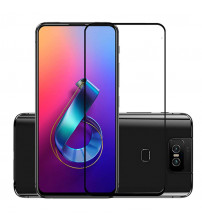 Folie sticla securizata tempered glass Asus Zenfone 6 ZS630KL, Black