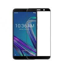 Folie sticla securizata tempered glass Asus Zenfone Max Pro ZB601KL, Black