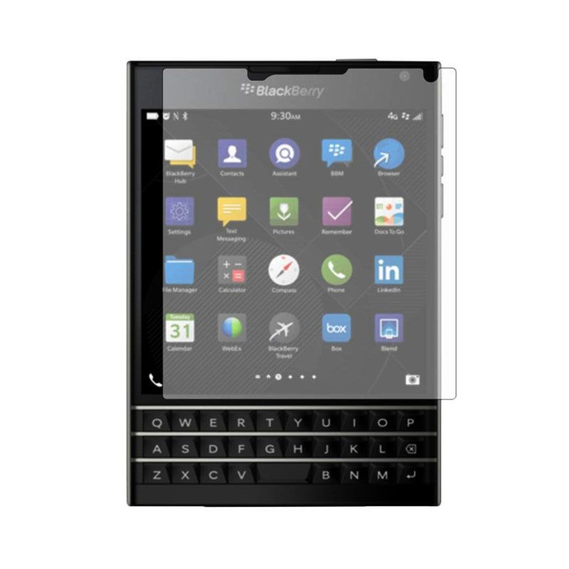 Folie sticla Blackberry Passport, Folii Blackberry - TemperedGlass.ro
