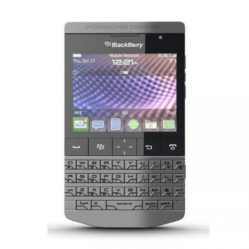 Folie sticla Blackberry Porsche, Folii Blackberry - TemperedGlass.ro