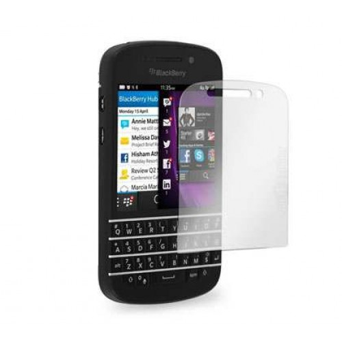 Folie sticla Blackberry Q10, Folii Blackberry - TemperedGlass.ro