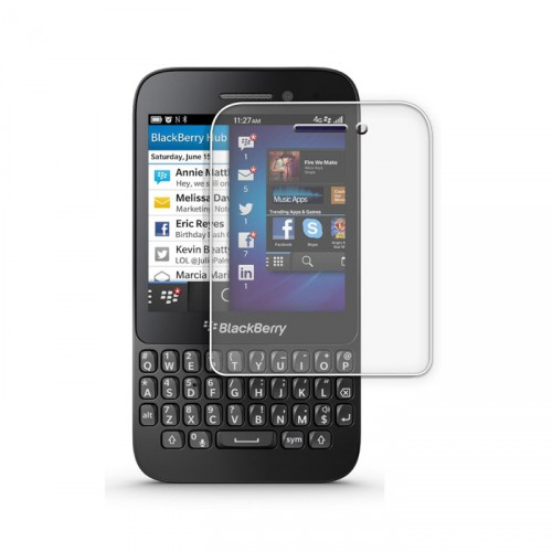 Folie sticla Blackberry Q5, Folii Blackberry - TemperedGlass.ro