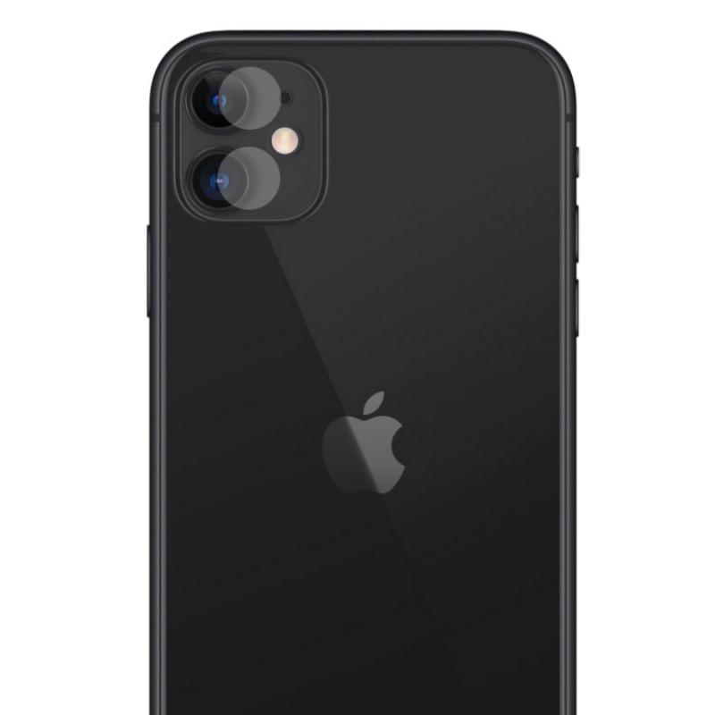Folie sticla camera iPhone 11, Folii iPhone - TemperedGlass.ro