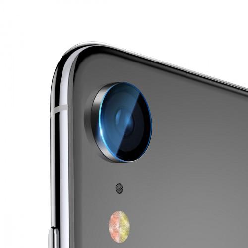 Folie sticla camera iPhone XR, Folii iPhone - TemperedGlass.ro