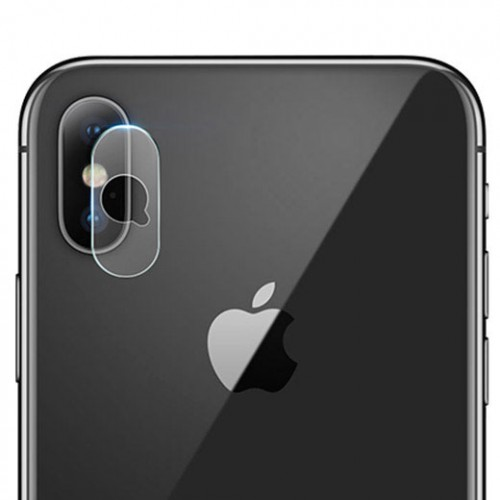 Folie sticla camera iPhone XS Max, Folii iPhone - TemperedGlass.ro