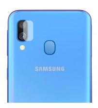 Folie sticla securizata tempered glass camera Samsung Galaxy A40