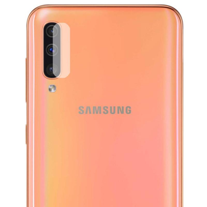 Folie sticla camera Samsung Galaxy A50 - TemperedGlass.ro