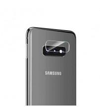 Folie sticla securizata tempered glass camera Samsung Galaxy S10E
