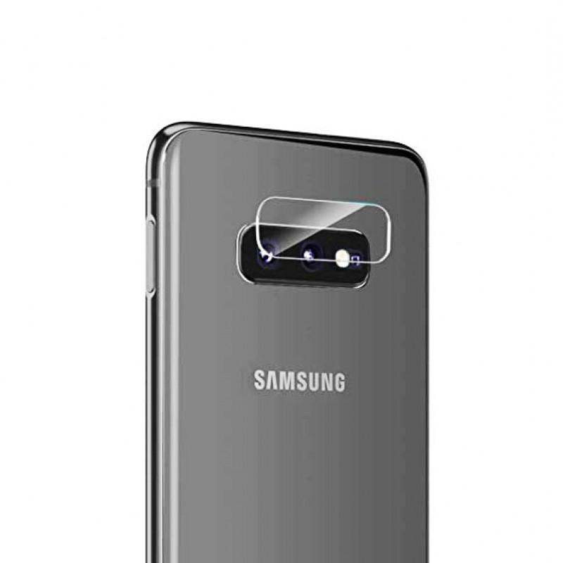 Folie sticla camera Samsung Galaxy S10E - TemperedGlass.ro