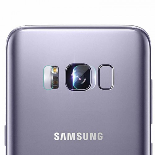 Folie sticla camera Samsung S8 Plus, Folii Samsung - TemperedGlass.ro