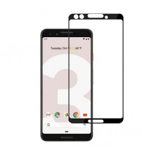 Folie sticla securizata tempered glass Google Pixel 3, Black
