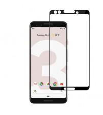 Folie sticla securizata tempered glass Google Pixel 3, Black