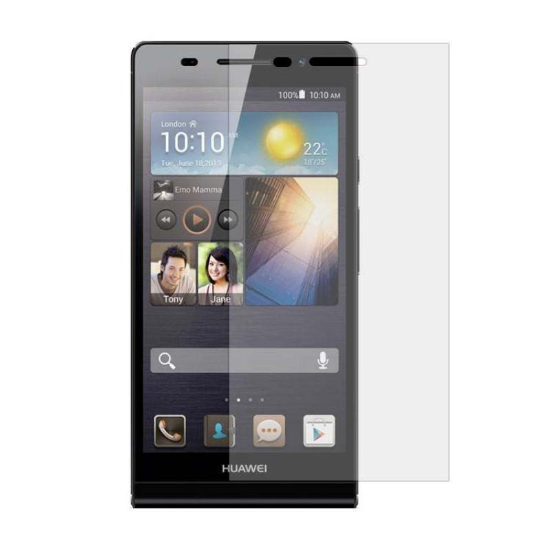 Folie sticla Huawei Ascend P6, Folii Huawei - TemperedGlass.ro