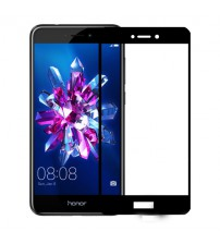 Folie sticla securizata tempered glass Huawei Honor 9 Full Black