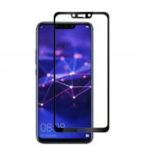 Folie sticla securizata tempered glass Huawei Mate 20 Lite Full Black