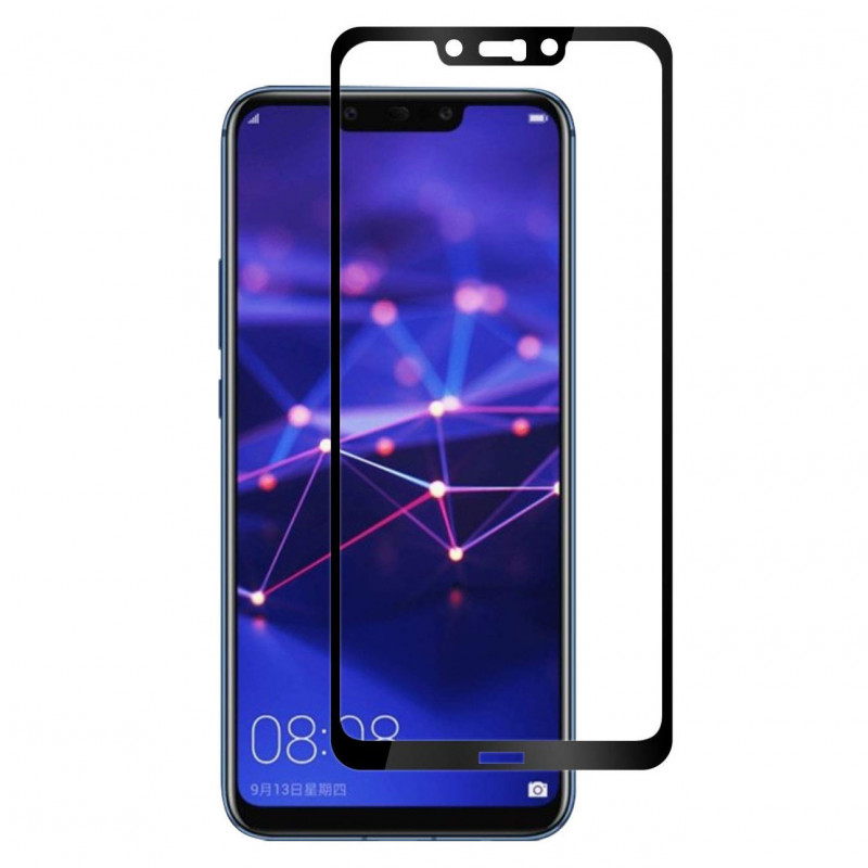 Folie sticla Huawei Mate 20 Lite Black - TemperedGlass.ro