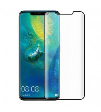 Folie sticla securizata tempered glass Huawei Mate 20 Pro Full Black