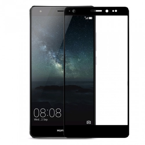 Folie sticla Huawei Mate S Black, Folii Huawei - TemperedGlass.ro