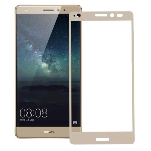 Folie sticla Huawei Mate S Gold, Folii Huawei - TemperedGlass.ro
