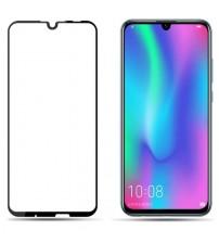 Folie sticla securizata tempered glass Huawei P Smart 2019, Black