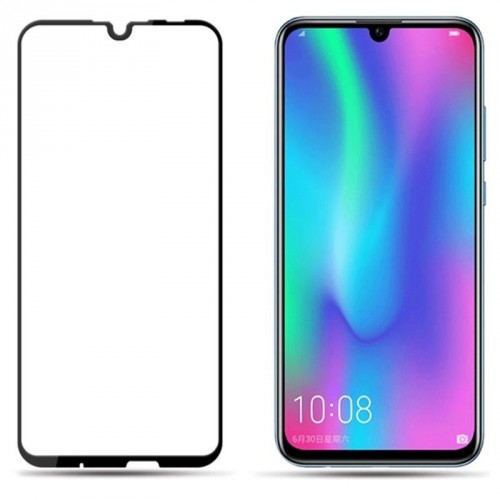 Folie sticla Huawei P Smart 2019 Black, Folii Huawei - TemperedGlass.ro