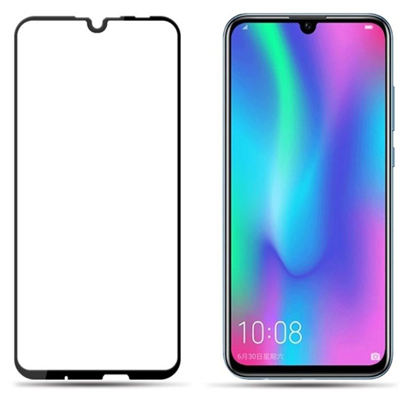 Folie sticla Huawei P Smart 2019 Black, Folii Huawei - TemperedGlass.ro