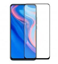 Folie sticla securizata tempered glass Huawei Honor 9X, Black