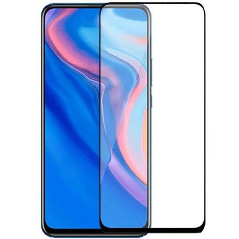 Folie sticla Huawei P Smart Z Black, Folii Huawei - TemperedGlass.ro