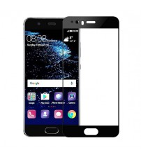 Folie sticla securizata tempered glass Huawei P10 Black