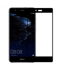 Folie sticla securizata tempered glass Huawei P10 Lite Black
