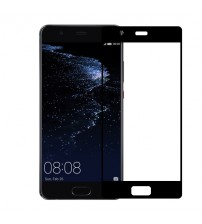Folie sticla securizata tempered glass Huawei P10 Plus Black