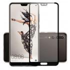 Folie sticla securizata tempered glass Huawei P20 Pro Black