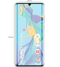 Folie sticla securizata tempered glass Huawei P30 Pro