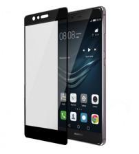 Folie sticla securizata tempered glass Huawei P9 - Black