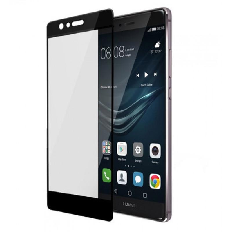 Folie sticla Huawei P9 Black, Folii Huawei - TemperedGlass.ro
