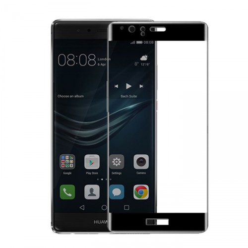 Folie sticla Huawei P9 Plus Black, Folii Huawei - TemperedGlass.ro