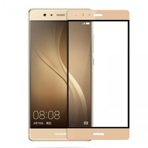 Folie sticla Huawei P9 Plus Gold, Folii Huawei - TemperedGlass.ro