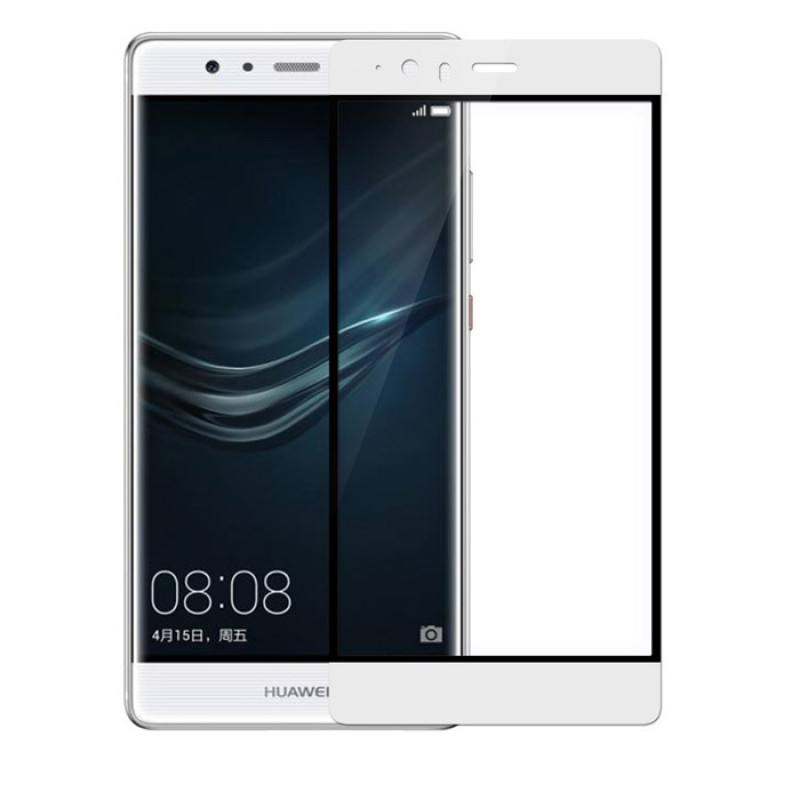 Folie sticla Huawei P9 Plus White, Folii Huawei - TemperedGlass.ro